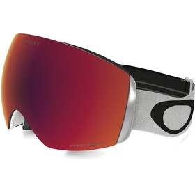 Oakley Flight Deck Matte White w/Prizm Torch
